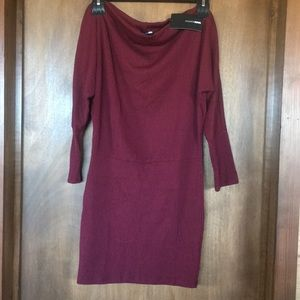 Dolman Daze Mini Dress